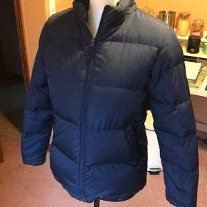 Kids Lands' End puffy winter jacket